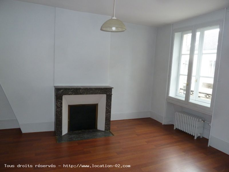 APPARTEMENT - CHATEAU THIERRY - 2 pièce(s) - 43 m² :: Loyer mensuel : 460 €
