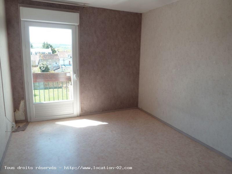 APPARTEMENT - CHATEAU THIERRY - 3 pièce(s) - 60 m² :: Loyer mensuel : 504 €